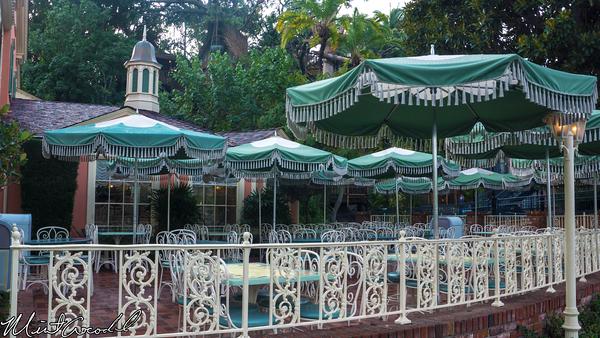 Disneyland Resort, Disneyland, Riverbelle Terrace, Fantasmic