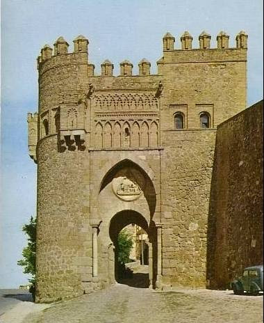 Puerta del Sol en 1967