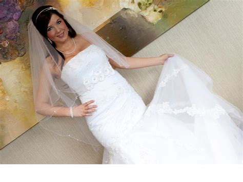 Alfred Angelo 2083, $250 Size: 10   Used Wedding Dresses