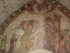 Annunciation, Chapelle ès Pêcheurs, Jersey