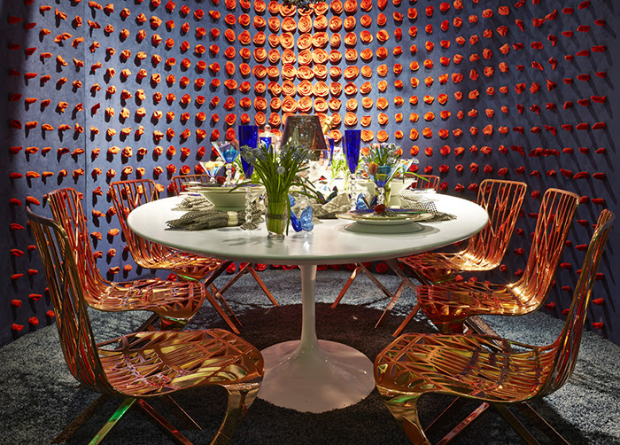 Diffa Dining By Design Inspiration Knoll