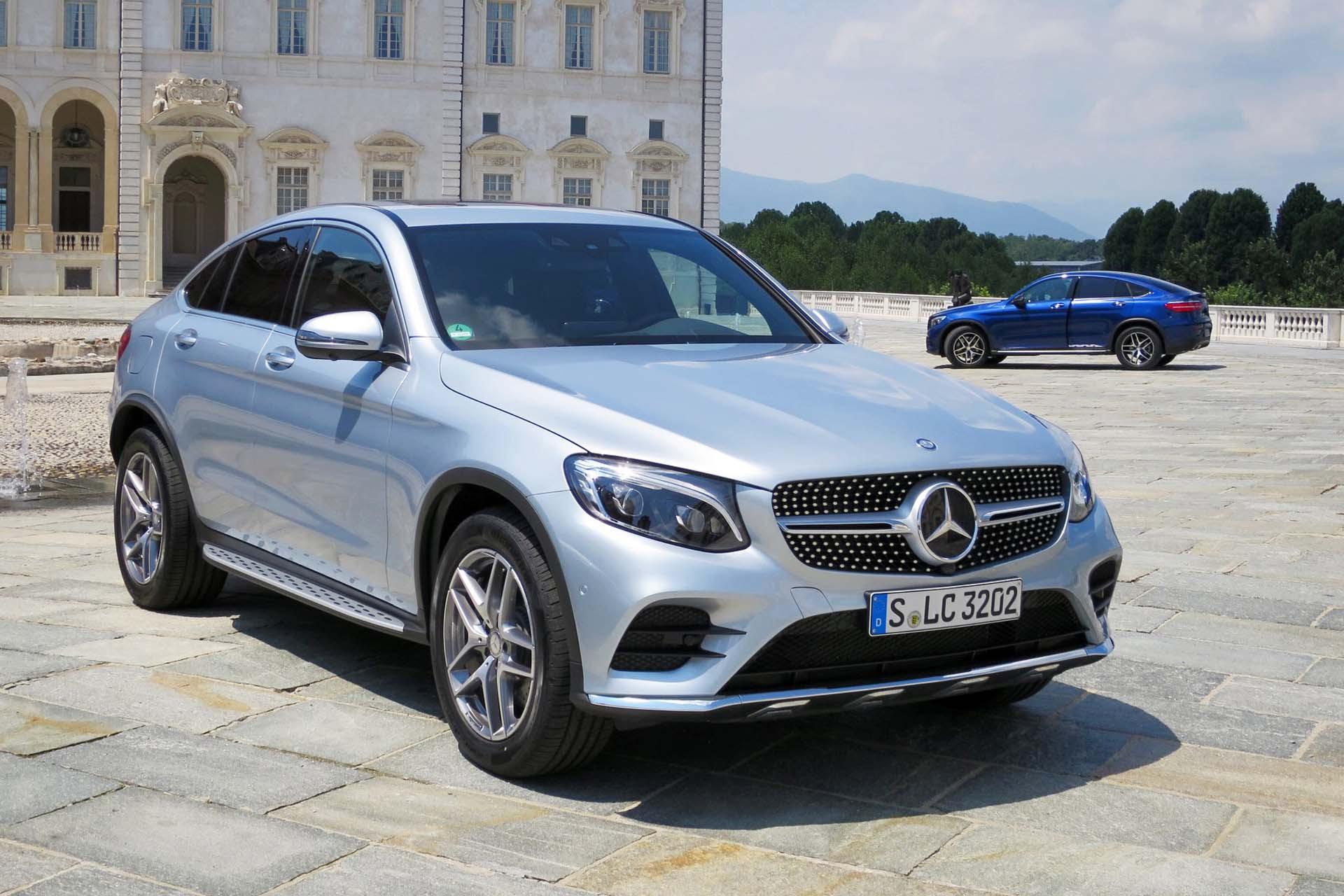2017 Mercedes-Benz GLC 300 4MATIC Coupe - Autos.ca