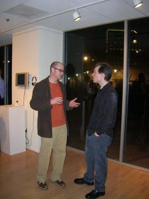 Scott Hutchison and Dean Kessman