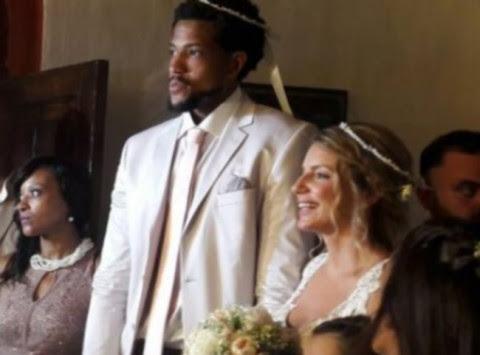 Φθιώτιδα: Ο γάμος του Tony Woods με την Αριάδνη Ντότσικα - Γαμπρός και νύφη έλαμπαν από ευτυχία [vid]