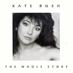 Kate Bush Places Five Albums on British Top 100 As London Residency