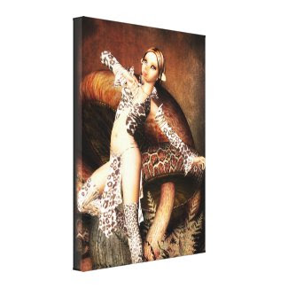 Qira Elf Canvas Prints