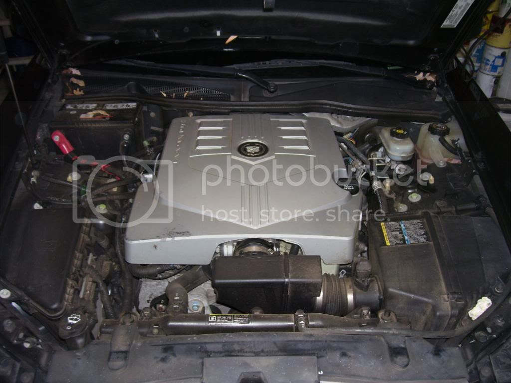 03 Cts Timing Belt Cover