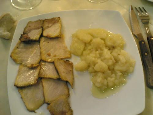 Food in Jaén, Spain