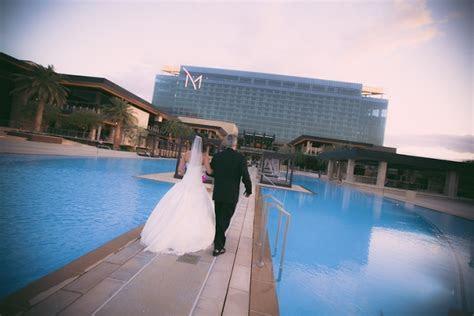 M Resort Wedding Photography in Las Vegas, NV. Lux wedding