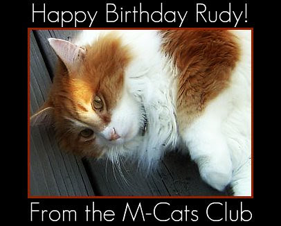 happy birthday rudy