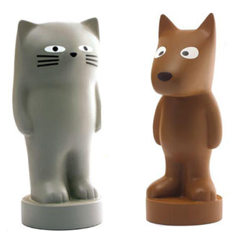 cat bank and dog bank