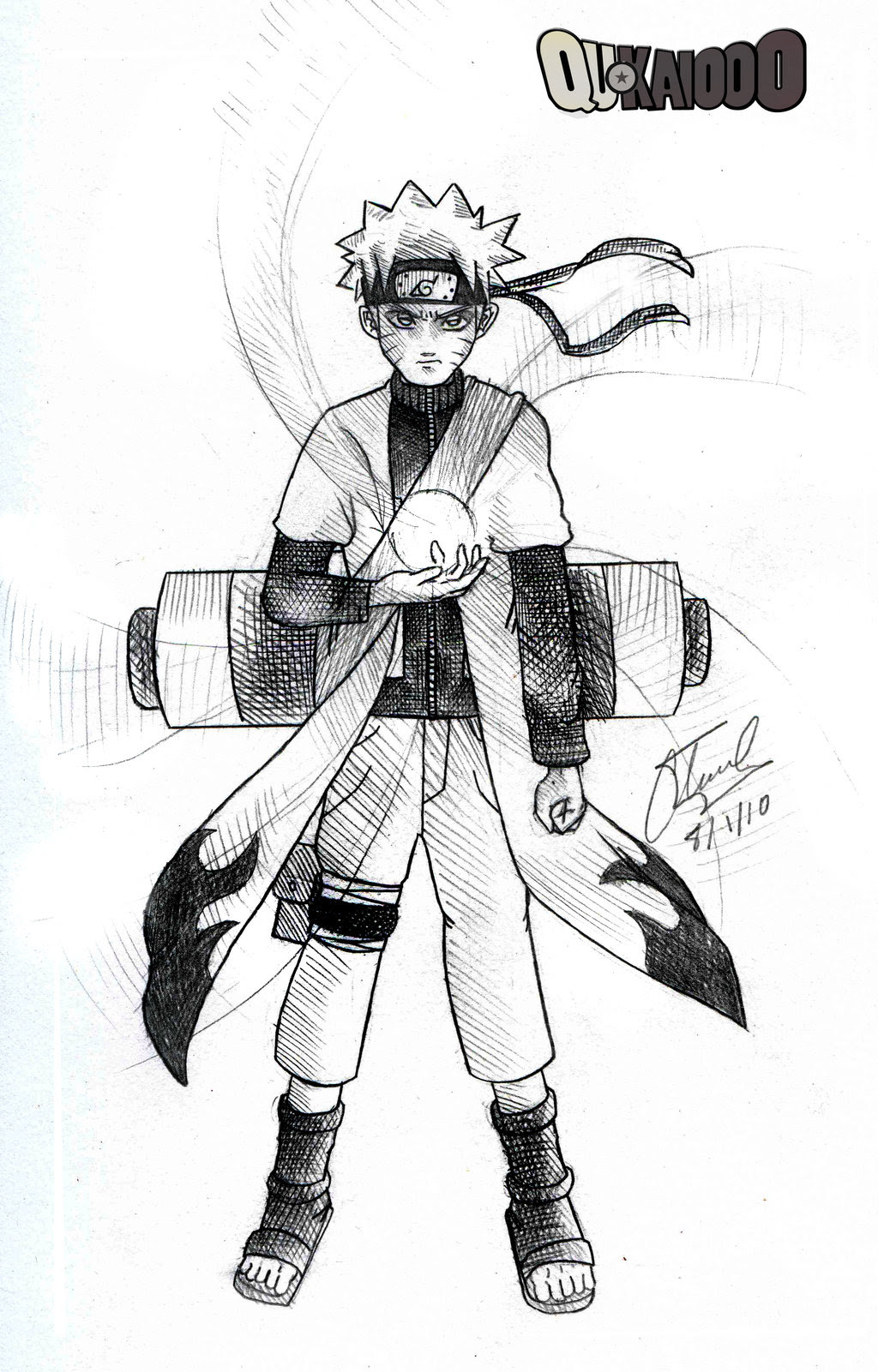 Naruto characters drawing at getdrawingscom free for personal use