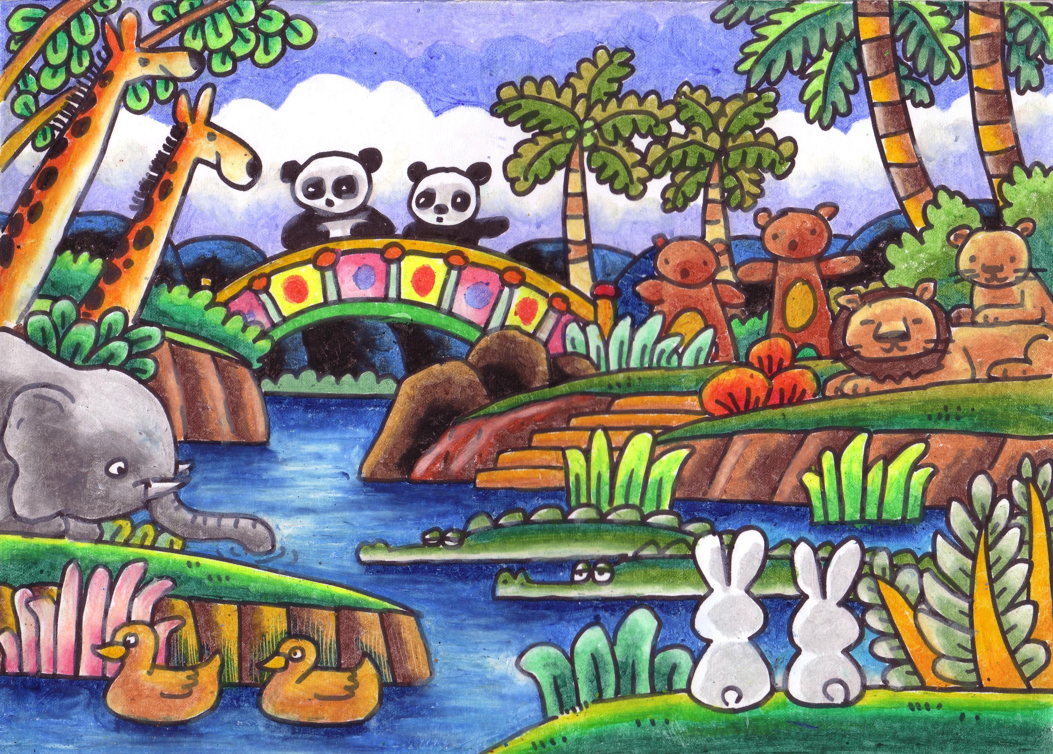Art for Kids Art slider