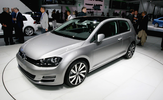 2014 volkswagen golf Volkswagen Golf é o veículo mais vendido do mundo