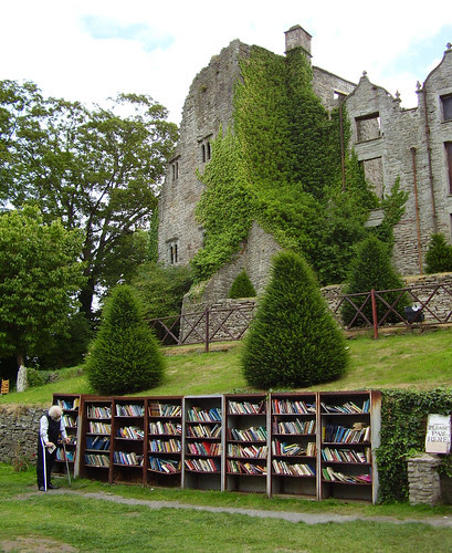 books and castle