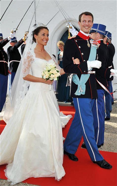 15 Real Life Princesses and Their Royal Wedding Dresses