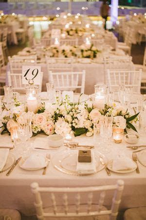 Elegant wedding in Cyprus   Reception table decor   Winter