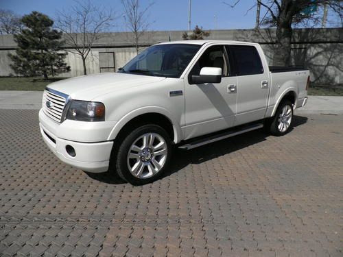 Buy Used 2008 Ford F150 Limited Edition 2941 Fully Loaded