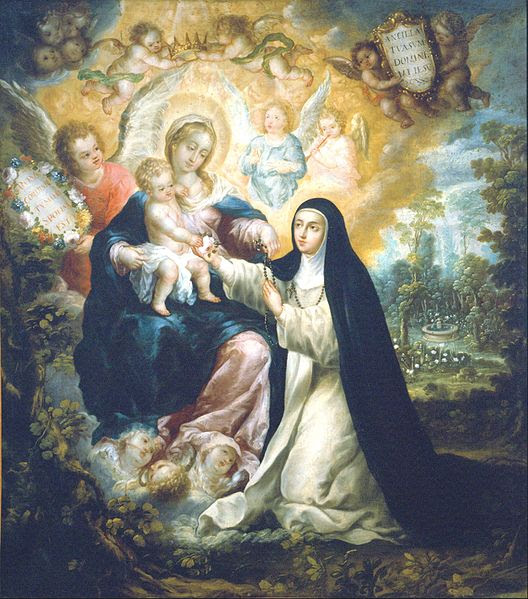 File:Nicolás Correa - The Mystic Betrothal of Saint Rose of Lima - Google Art Project.jpg