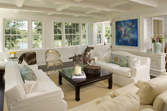 European Salon - traditional - living room - minneapolis - by Lucy