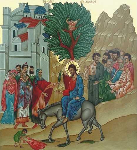 Image result for κυριακή των βαΐων