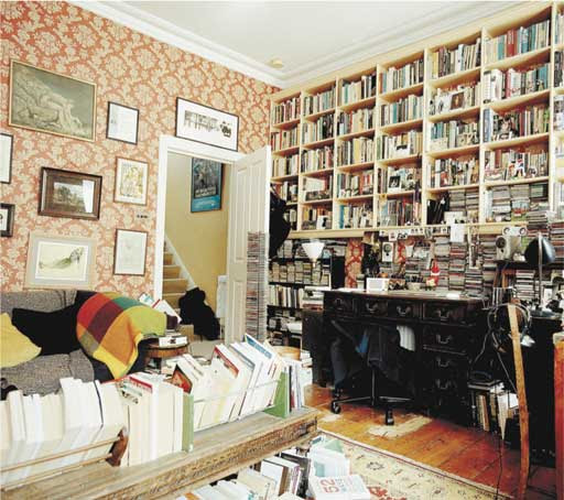 Kureishi's room