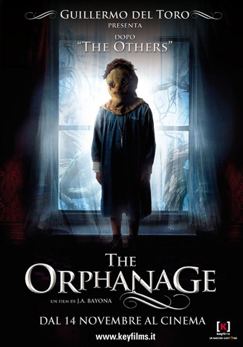 Risultati immagini per the orphanage poster