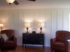 Wainscoting Adds Character To Any Decor