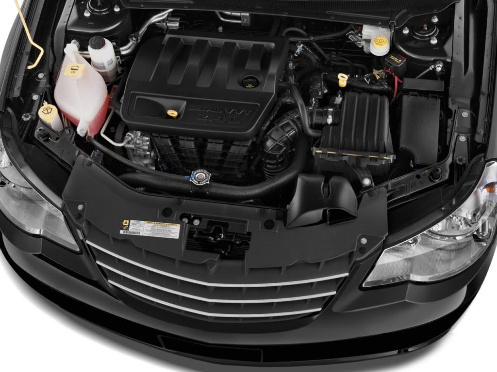 Image: 2010 Chrysler Sebring 4-door Sedan Touring Engine ...