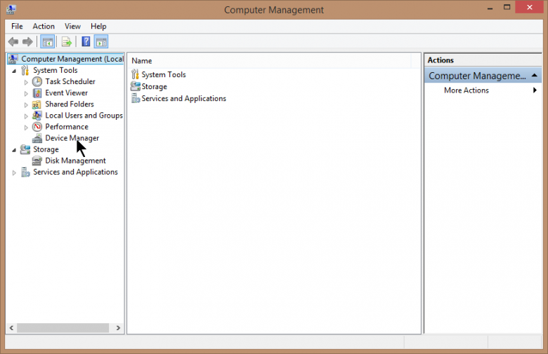 pc device manager