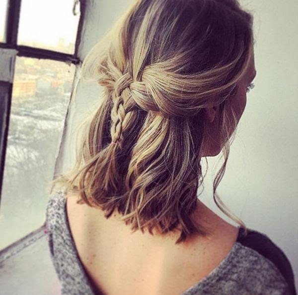Alltagsfrisuren Für Mittellanges Haar 12 Ideen