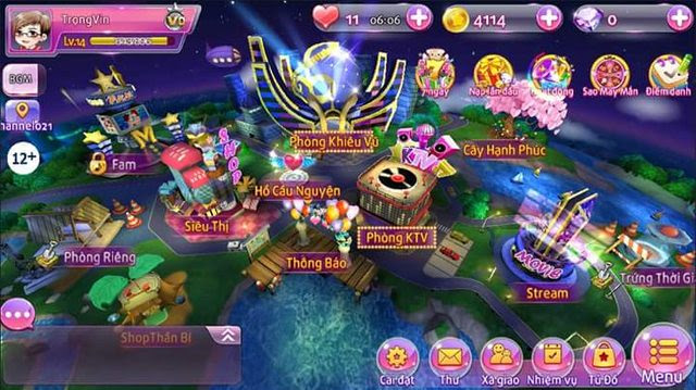 download game AU Stars cho android apk