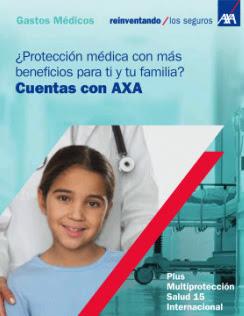 AXA Seguros Health Insurance - Plan - Agent-Pv Insurance ...