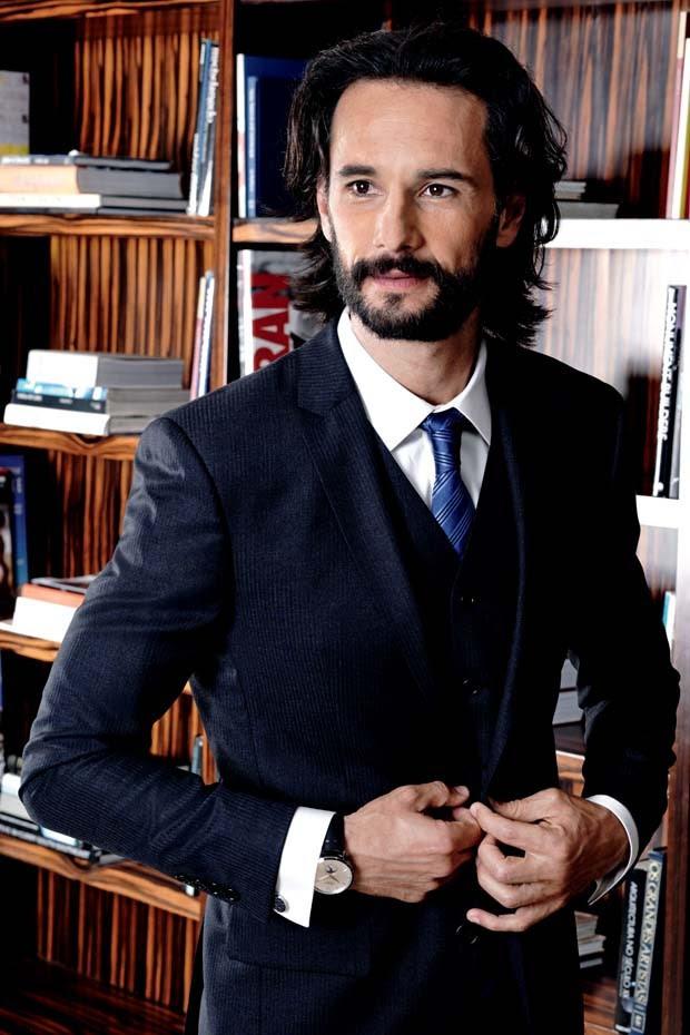 Rodrigo Santoro (Foto: Karl Simone)