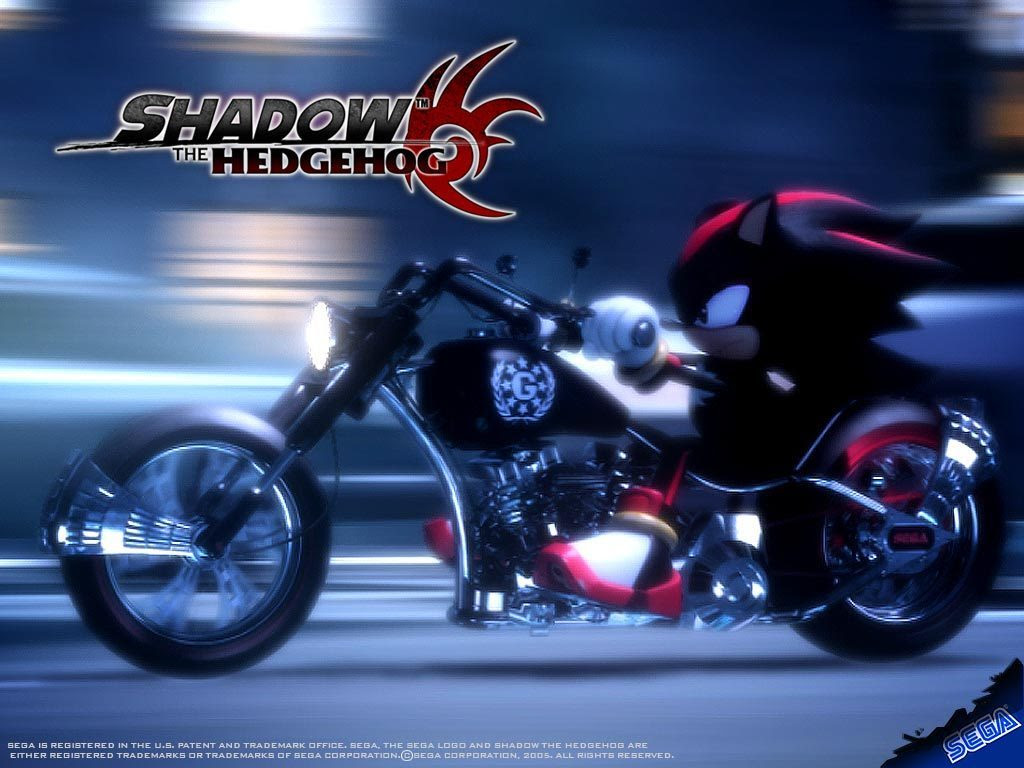Shadow The Hedgehog シャドウ ザ ヘッジホッグ 壁紙 10006176