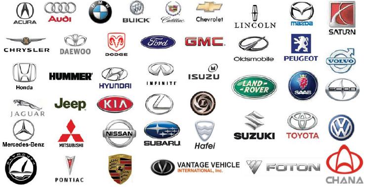 Automotive: Automotive Logos
