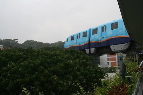 Sentosa Monorail
