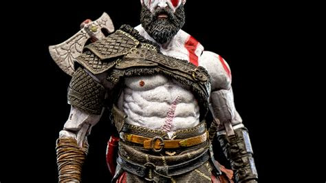 kratos god  war  hd  wallpaper