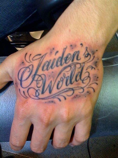 impressive hand tattoo boys picsmine