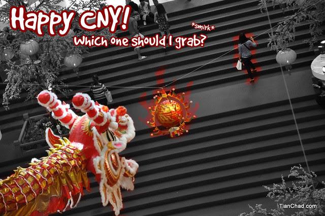 Pavilion KL Chinese New Year Dragon Decoration Tokyo Street Doraemon050