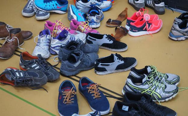 Zapatillas de deporte falsificadas