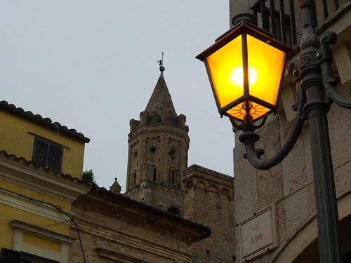 Il faro della piazza del Duomo, #Atri by Ylbert Durishti