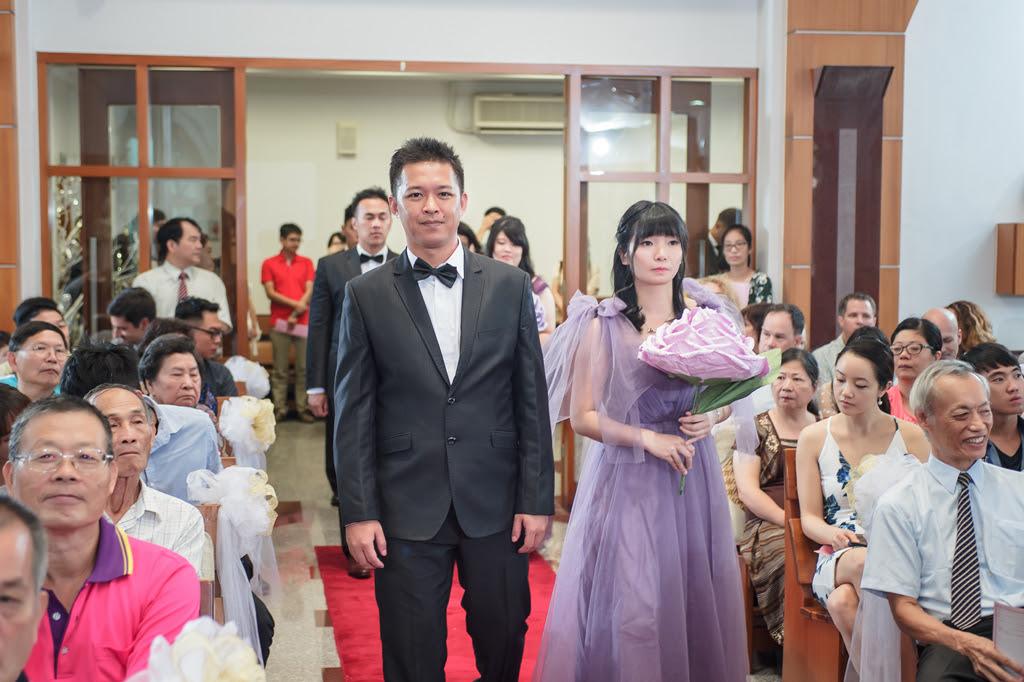 093雲林馬光教堂婚禮紀錄