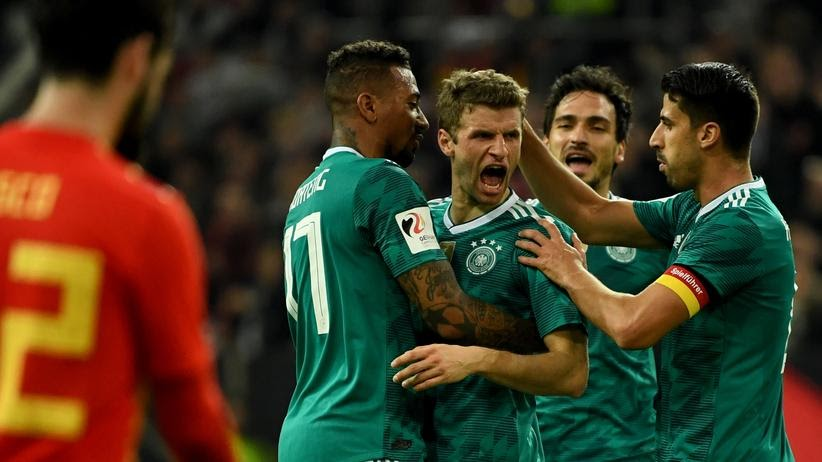 Deutschlandspiel Uhrzeit