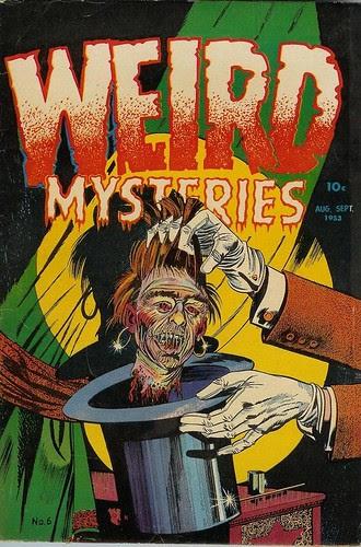 weird mysteries 6