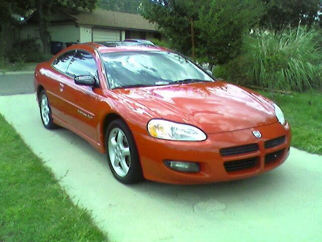2001 Dodge Stratus Rt