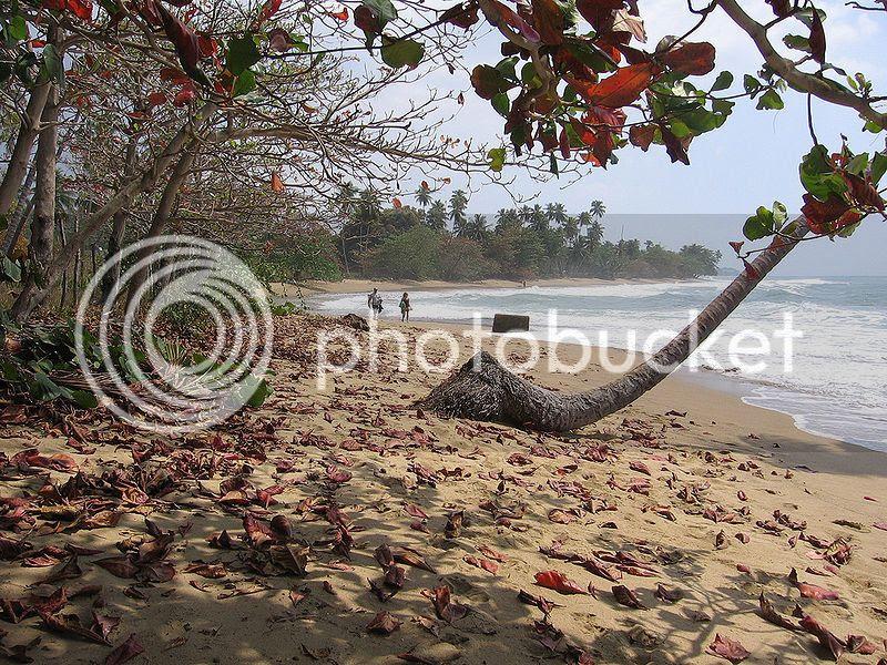 Puntas Beach in Puerto Rico