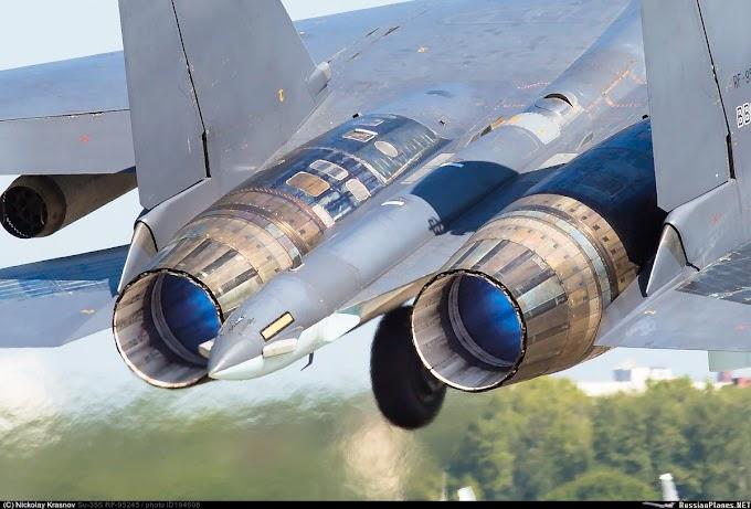Rússia está desenvolvendo motor universal para caças