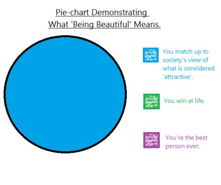 Pie Chart Beauty