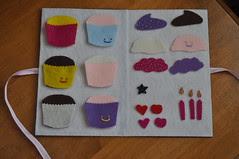 Cupcake Book ~ Ingredients
